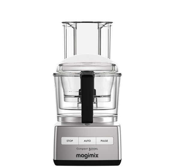 multifunctionele foodprocessor compact 3200 xl magimix mat chroom