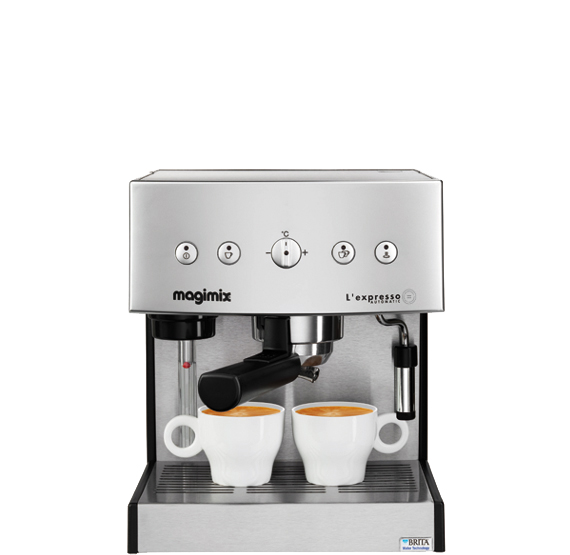 espresso automatic koffiemachine magimix 11414