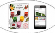 Juice Expert 2, Magimix, Extracteur de jus, recette, applicatio