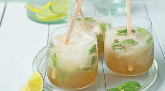 Mojito zonder alcohol Cook Expert